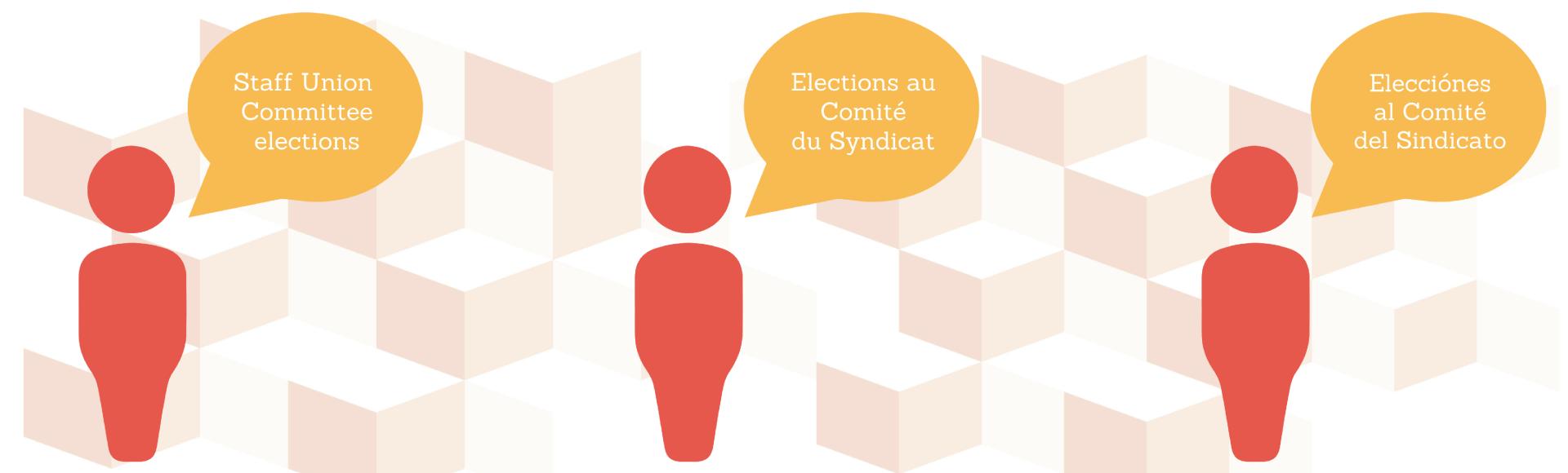 Elecciónes al Comité del Sindicato
