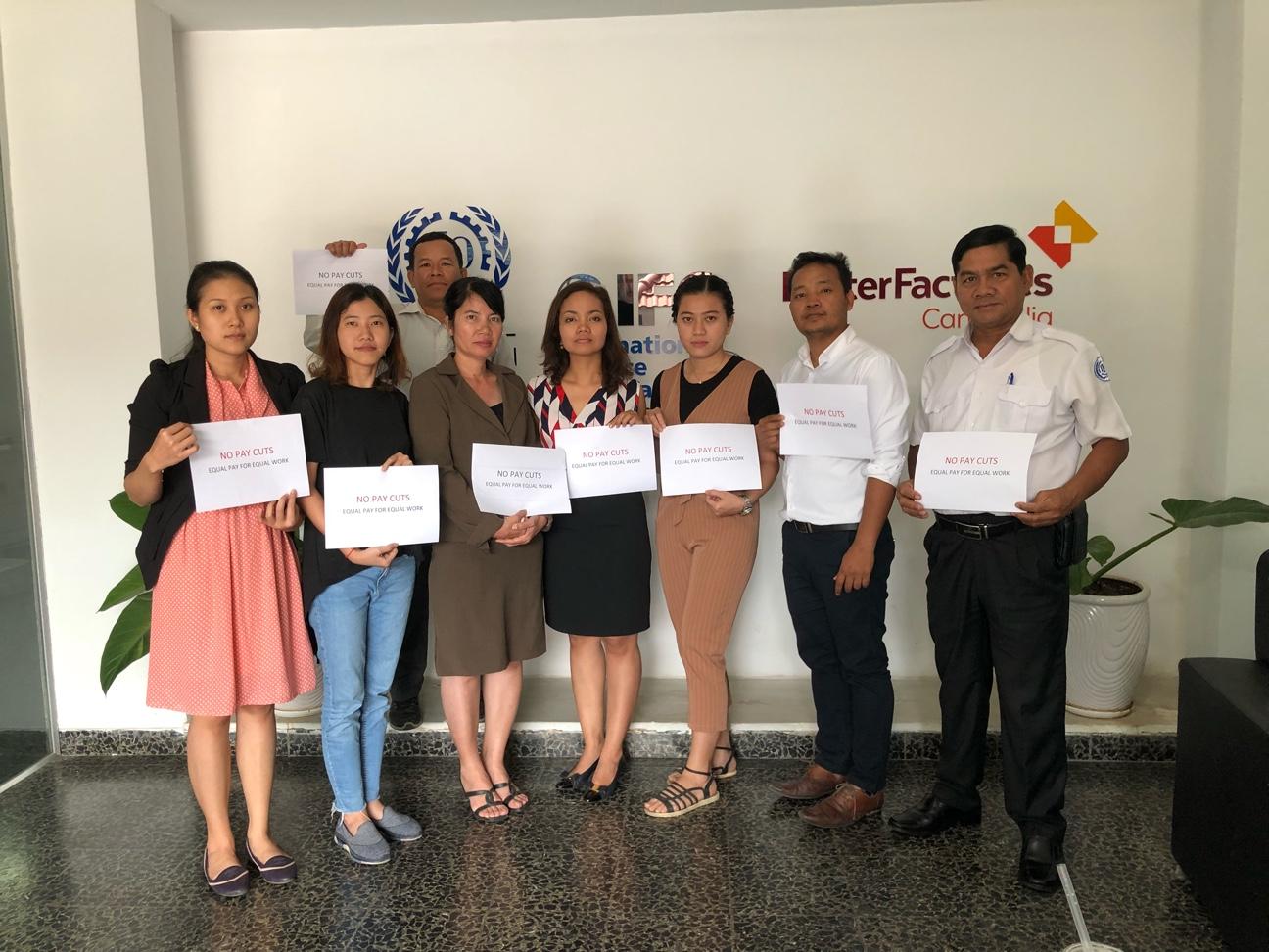 No Pay Cut Phnom Penh BFC