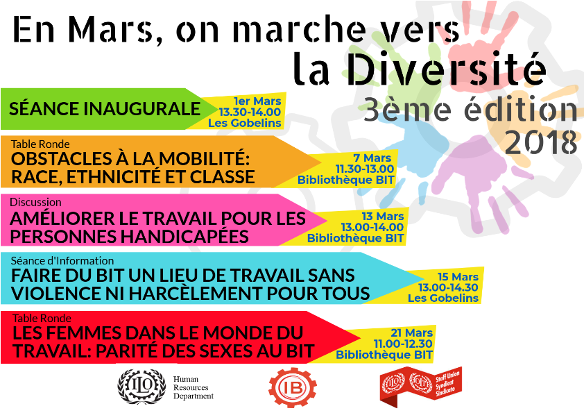 March for Diversity 2018 _ Master Poster FINAL FRENCH_001